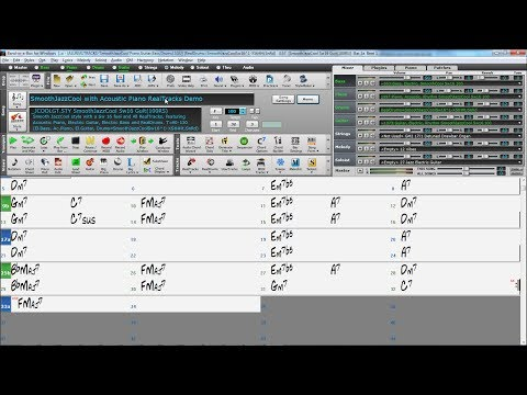 Band-in-a-Box 2014 for Windows - Summary of the New Features