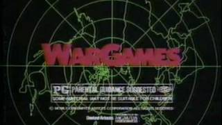 WarGames (1983) (TV Spot) HD