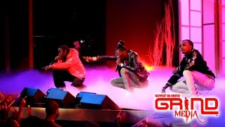 Bet Hip Hop Award 2016 with Fabolous, Young Thug, Gucci and