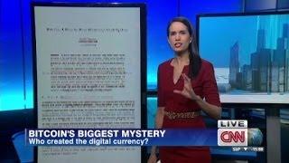 Tracking down Bitcoin's creator