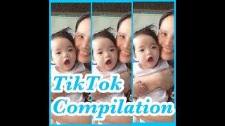 TikTok compilation pulis o jollibee+Q&A+baby shark dance