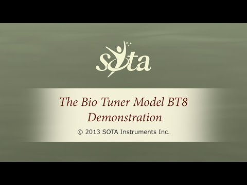 The SOTA Bio Tuner Model BT8