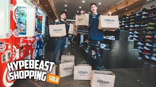 Crazy Rich Asian Goes Hypebeast Shopping!