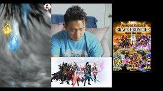 Brave Frontier 24 Summons tix and 11 draws - Venom Draws - FFBE