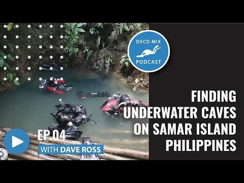 The Deco Mix Podcast - Finding Underwater…