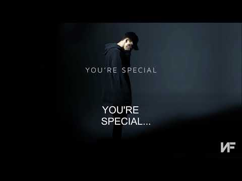 NF- You're Special (Lyric Video)