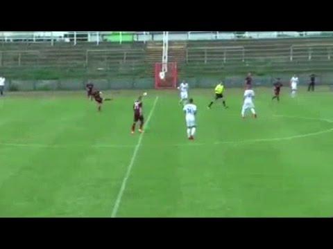 Unglaubliches Distanztor von Nico Paepke (BFC Dynamo II)   SPREEKICK.TV