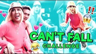 Can't Fall Challenge with Team Vice!