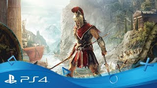 Assassin's creed odyssey :  bande-annonce