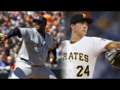 Pittsburgh Pirates vs New York Yankees