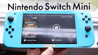Nintendo Switch Mini: THIS IS IT!!!