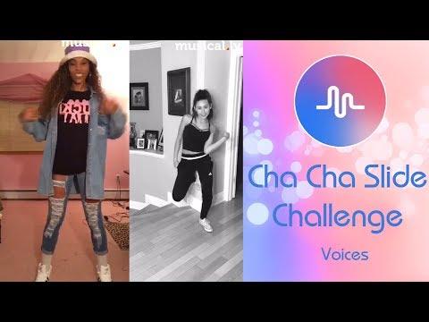 Cha Cha Slide Musical.ly Challenge