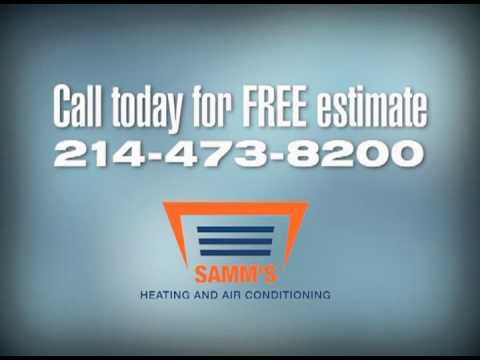 Air Conditioning Financing Plano Texas Samm's Heating and Air Conditioning