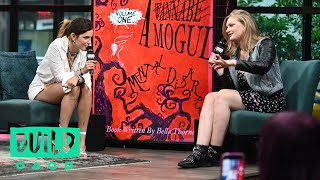 """Bella Thorne Speaks On Her Book, """"The Life of a Wannabe Mogul: A Mental Disarray"""""""