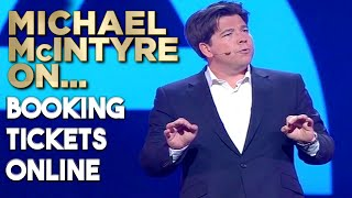 Booking Tickets | Michael McIntyre