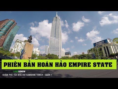 Khám phá tòa nhà Vietcombank Tower, Công Trường Mê Linh, Bến Nghé, Quận 1 - Land Go Now ✔