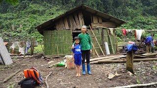 Làm Mái Nhà Giúp Bà Cụ Nghèo Nhất Việt Nam - Phần Cuối