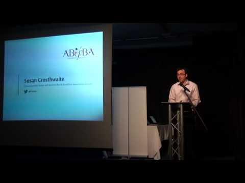 Ayrshire & Arran Tourism Gathering 2015 Part 6 - Susan Crosthwaite, Ayrshire B&B Association