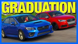Forza Horizon 4 Online : Best Car For Graduation!!