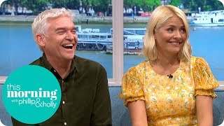 Phillip and Holly on Still Being Drunk the Day After the NTAs | This Morning