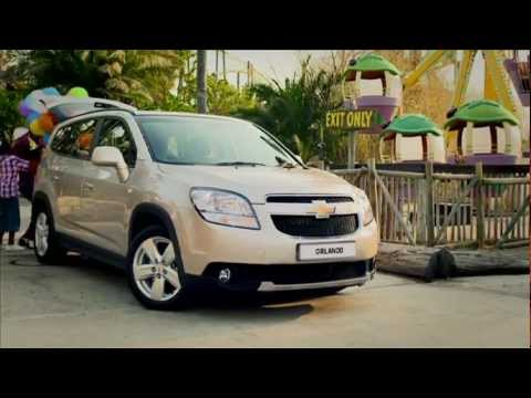 Puddles The Clown Car Video - Chevrolet Orlando - www.puddlestheclown.co.za