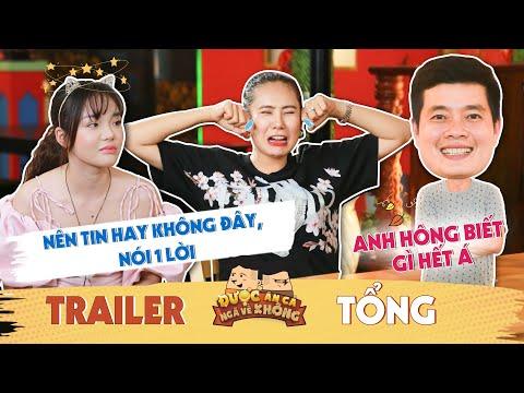 Được Ăn Cả Ngã Về Không|Trailer:Hồ Bích Trâm,Yeye Nhật Hạ bơ phờ trước dàn người chơi và MC lươn lẹo