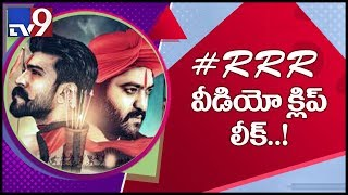 Leaked! Rajamouli RRR movie song is going viral on the int..