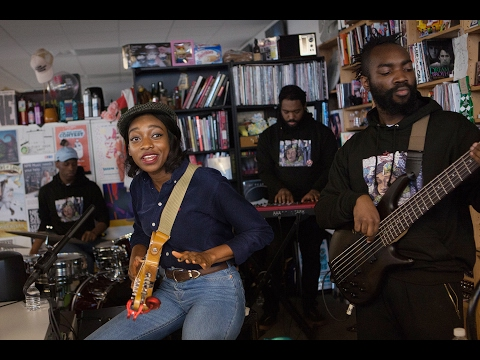 Little Simz: NPR Music Tiny Desk Concert