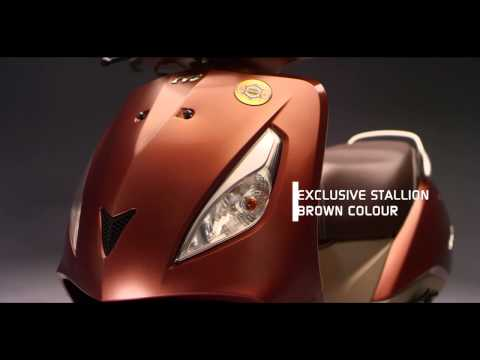 TVS Jupiter 'Scooter-of-the-Year' Special Edition -TVC