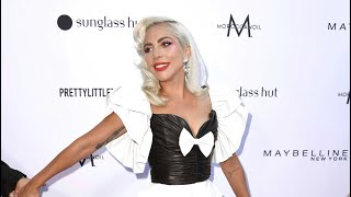 Lady Gaga Stuns on the Red Carpet at The Daily Front Row's 5th Annual Fashion Los Angeles Awards