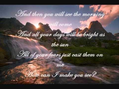 Celine Dion and R.Kelly- I'm Your Angel (Lyrics)