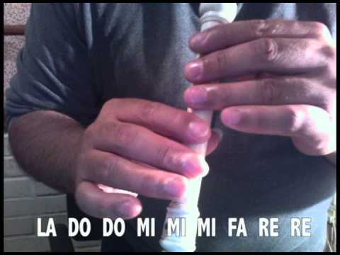 Todos Juntos - Flauta Dulce.mov