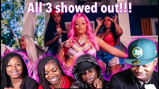 Mulatto - In n Out (Official Video) ft. City Girls | REACTION