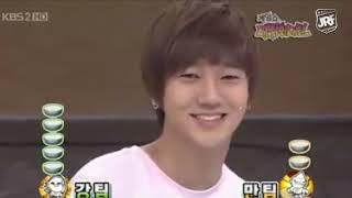 (INA SUB) Gameshow Amazing Contest with SJ (KI, SW, YS, SM, DH) Part 2