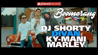 Boomerang (with Divan & Ky-Mani Marley)