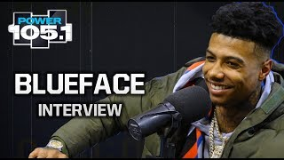 Blueface Speaks On Relationship With Tekashi's Baby Mama, Battling Quavo On The Field + Drake Collab