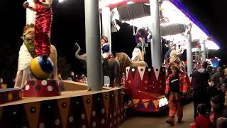 Taunton Carnival 2018 Gemini CC P.T Barnum