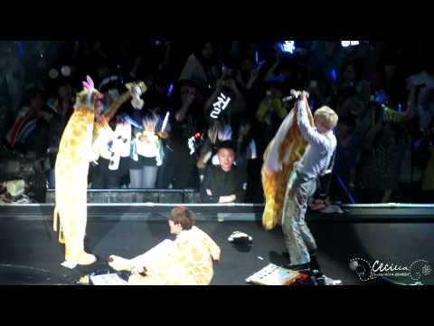 20120414 SS4 SH WhiteXmas & Dancing Out
