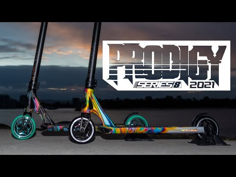 Video BLUNT Trottinette freestyle PRODIGY S8 Retro