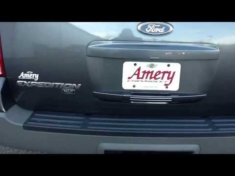 2003 Ford Expedition for sale at Amery Chevrolet