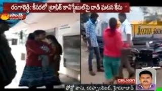 Traffic cop assault case at Keesara: Girl student sent to ..