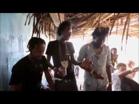 Popcaan, Chi Ching Ching & Aidonia | Live Freestyle
