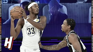 San Antonio Spurs vs Indiana Pacers - Full Game Highlights | July 28, 2020 | 2019-20 NBA Season