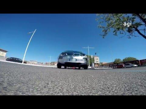 BMW i3, la prova su strada