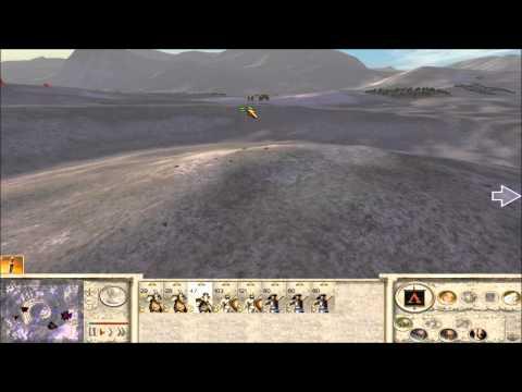 Rome Total War Online Battle #2047: Free-For-All (7,000 denarii)