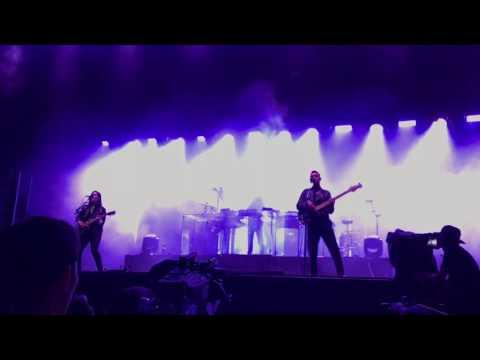 The xx at FUJI ROCK 2017 full set