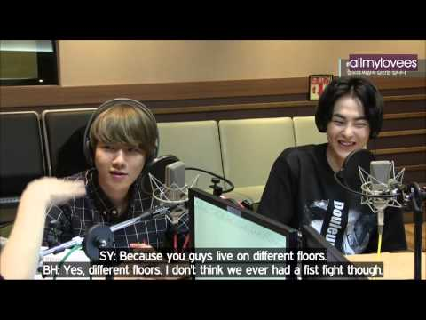 [ENG/HD] 150625 Noon Song of Hope with Xiumin, Baekhyun, Sehun