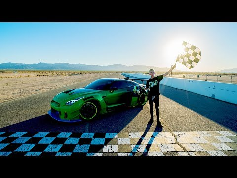 TRACKING MY $1,000,000 GTR! **PUSHING IT'S LIMITS**