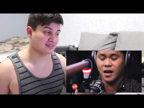 VOCAL COACH Reaction MARCELITO POMOY Singing The Prayer!