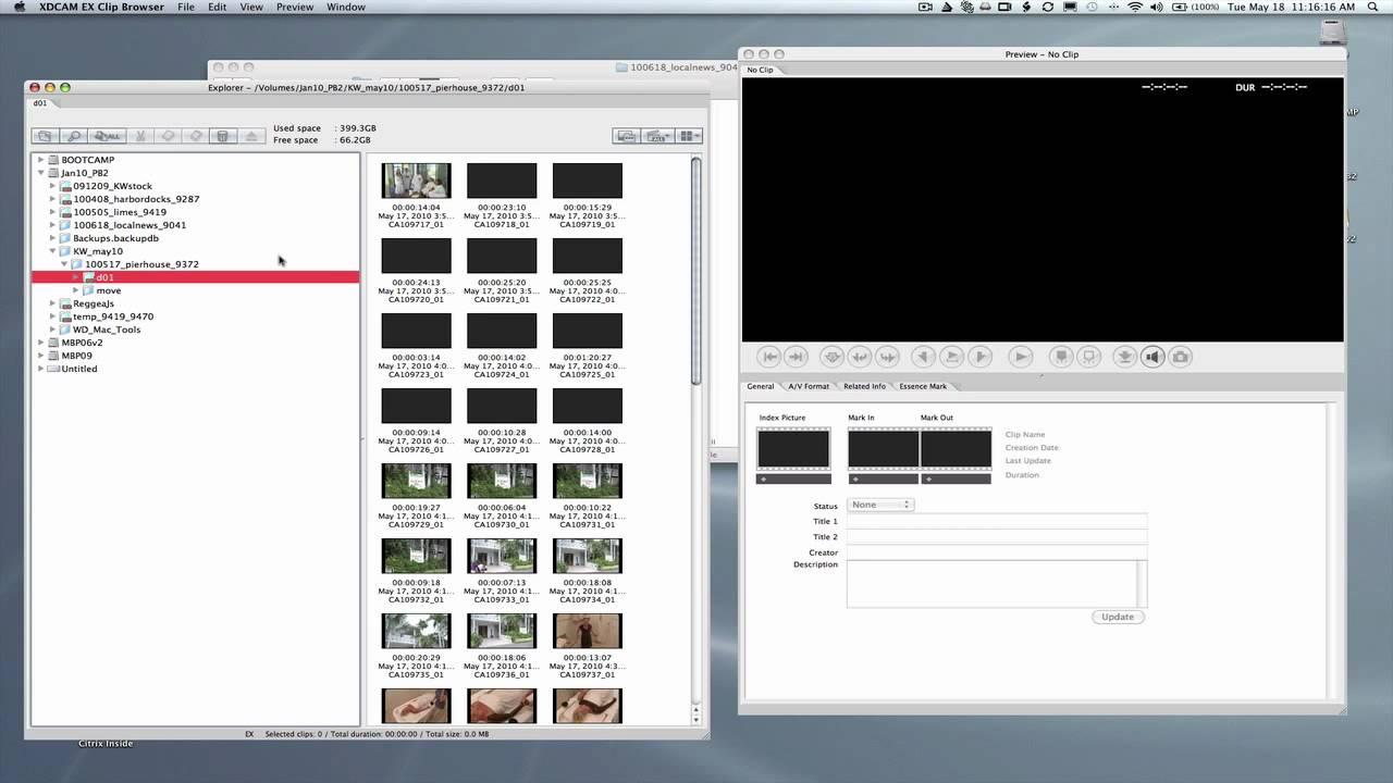 Sony xdcam transfer software for mac - apalonfight over-blog com